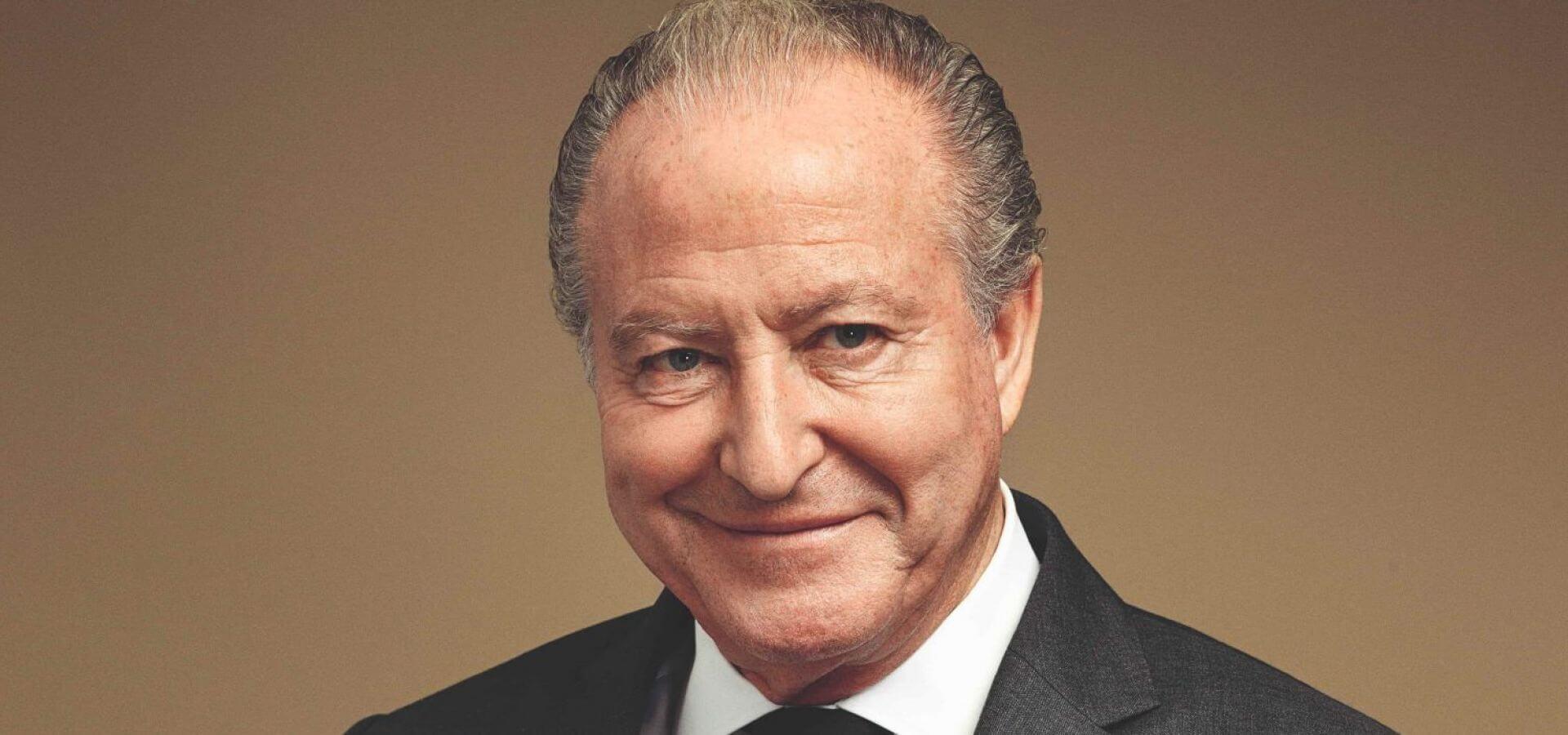 یکی از بهترین عطرساز های جهان Alberto Morillas