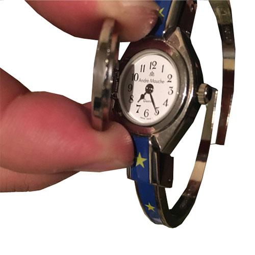 ساعت آندره موشه مدل ۸۸۱-۰۷۱۰۲   فروشگاه اینترنتی عطرونک - مرجع خرید عطر، ادکلن، لوازم آرایشی و اکسسوری