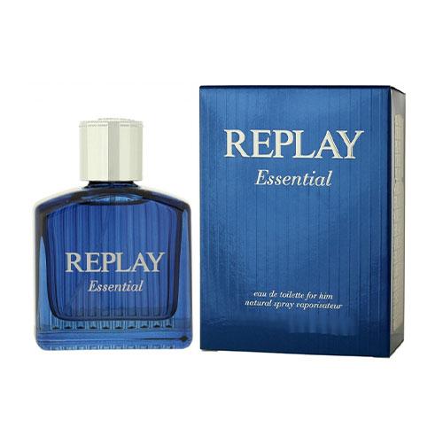 ریپلی اسنشیال مردانه | فروشگاه اینترنتی عطرونک - مرجع خرید عطر، ادکلن، لوازم آرایشی و اکسسوری