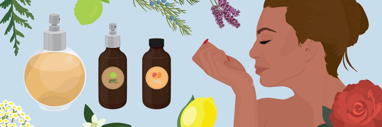 روانشناسی روایح عطرها