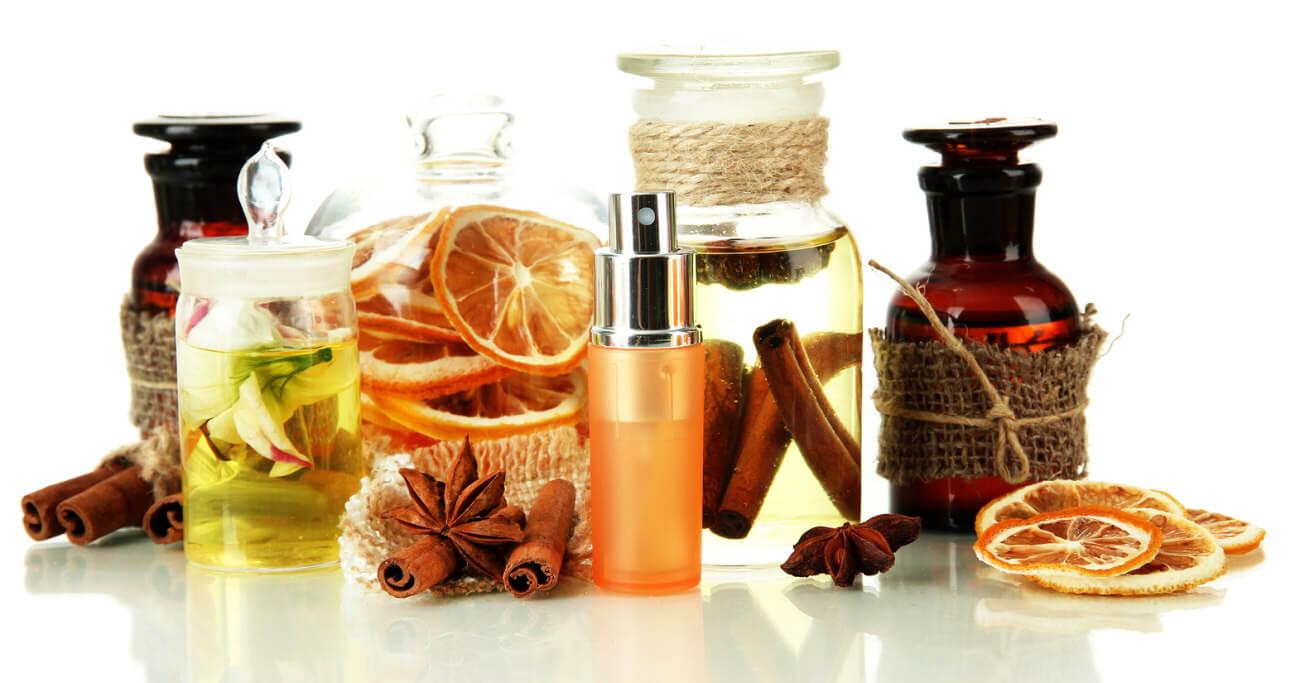 عطرهای گرم از نظر طب سنتی