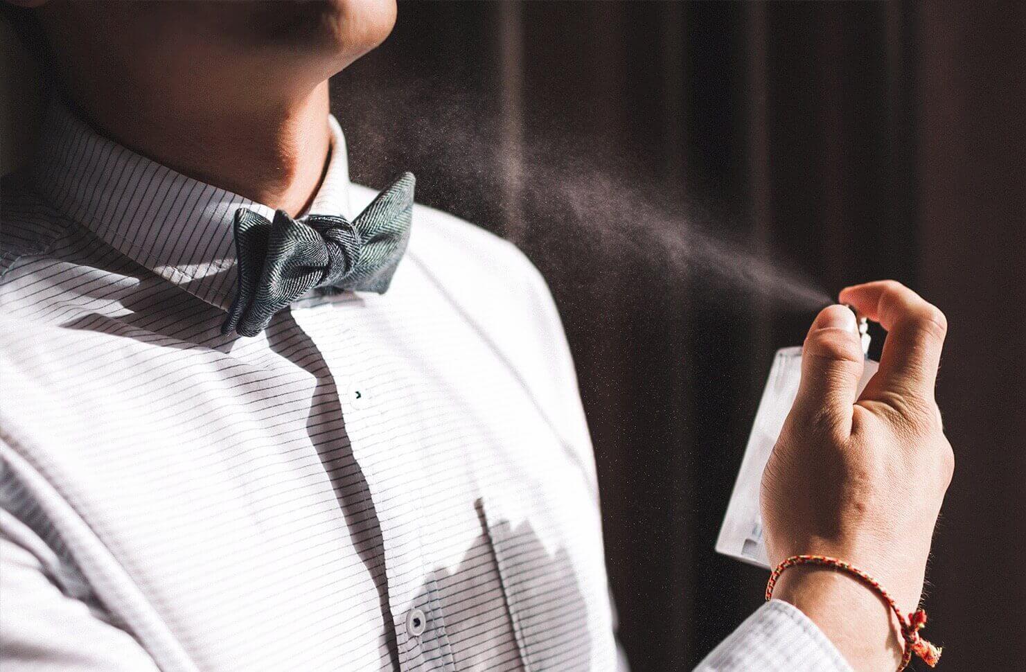 انتخاب عطر مردانه برای جوانان ۲۵ تا ۳۲ سال