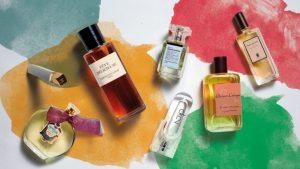 شناخت گروه بویایی عطرها